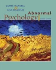 Abnormal Psychology by James Hansell, Lisa Damour