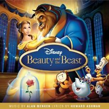 SOUNDTRACK-BEAUTY AND THE BEAST CD NEW