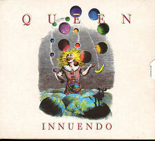 QUEEN - INNUENDO - Limited Edition (Pappschuber)