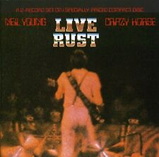 Live Rust - Neil Young (1988, CD NEUF)