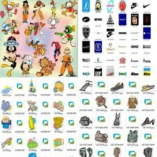 240.000 CLIP ART COLLECTION QUALITY CATEGORY LOGHI CARTOON COMICS SEXY SU 3 DVD