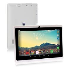 "iRULU X1 7 "" Neuvo Blanco Tablet PC Google Android 4.4 Quad Core 16GB HD WIFI"