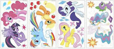 MY LITTLE PONY wall stickers 31 decals horse room decor MLP glitter ponies