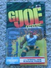 1995 HASBRO--GI JOE EXTREME--FREIGHT FIGURE W/ BLOCKING POWER