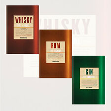 Dave Broom Gin The Manual,Rum The Manual & Whisky The Manual 3 Books Collection