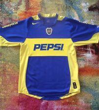 Boca Juniors Originale jersey camiseta maillot MAGLIA NIKE SIZE M MOLTO RARO