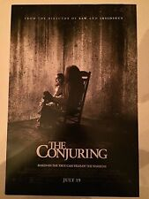THE CONJURING 11.5x17 PROMO MOVIE POSTER