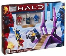 MEGA BLOKS HALO Collector's Series Set 97069 Versus: Snowbound Highbase NIB
