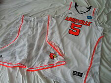 Chris Smith 2011-12 Louisville Cardinals InfraRED Authentic Used Jersey & Short