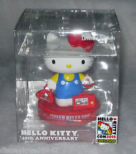 Hello Kitty 40th Convention Con Exclusive Bobblehead Bobble Head Doll NRFB