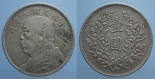 CINA 1 DOLLARO 1914/3° REPUBBLICA BB