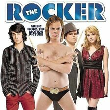 The Rocker  Music From The Motion Picture  2008 by The Rocker  Motion Ex-library