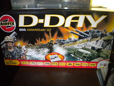 AIRFIX & AMERA PLASTIC 1/72 WWII D-DAY 60th ANNIVERSARY SET Diorama Accessory