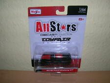 Maisto All Stars 2015 FORD MUSTANG GT fiera modello Spielwarenmesse 2015, 1:64