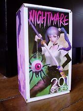 Original Effect Nightmare Spider Clothes Set Head 1/6 Figure Doll Female 12 inch