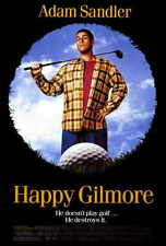 """HAPPY GILMORE Movie Poster [Licensed-NEW-USA] 27x40"""" Theater Size Adam Sandler"""