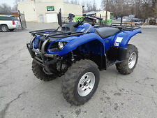 2004 Yamaha Grizzly 660 4WD Automatic ATV with Independent Rear Suspension