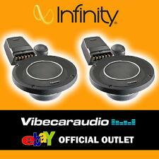 """Infinity Reference 6.5"""" 17cm 270 Watt 2 Way Car Components Door Speakers Tweeter"""