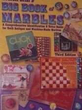 BIG BOOK OF MARBLES VALUE GUIDE COLLECTORS BOOK Opaque Bennington + More
