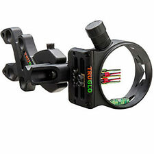 "Truglo Storm 5 Pin .019"" Bow Sight w/LED Light Black"
