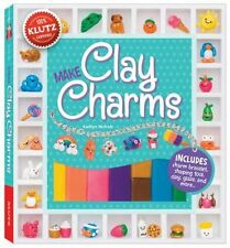 Make Clay Charms by Kaitlyn Nichols (2013, BOOK ONLY)
