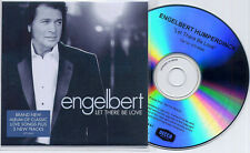 ENGELBERT HUMPERDINCK Let There Be Love UK 14-trk promo CD