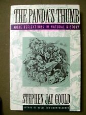 The Panda's Thumb : More Reflections in Natural History by Stephen Jay Gould Pbk