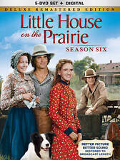 Little House On The Prairie: Season 6 Collection DVD NEW!!!FREE FIRST CLASS SHIP
