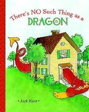 There's No Such Thing as a Dragon (A Golden Classic)-ExLibrary