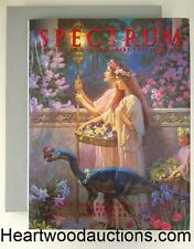 SPECTRUM: The Best in Contemporary Fantastic Art by Cathy Burnett (editor) SIGNE