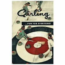 Curling ... Fun for Everyone! by Dar Curtis (2013, Paperback)
