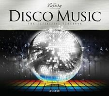 DISCO MUSIC: THE DEFINITIVE SONGBOOK [DIGIPAK] (NEW CD)