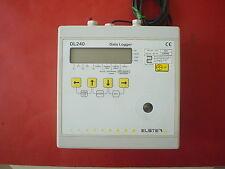 Elster dl240-cpu-placa data logger temperatura de tuberías -20 ° C > ta > +60 ° C Fmax = 10hz