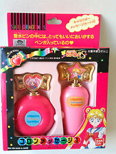 Sailor Moon S Perfume Bottle pen Chibi usa & Moon Vintage Bandai Japan NEW
