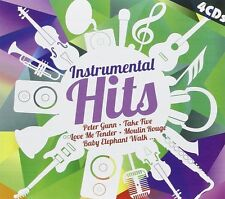 CD Instrumental Hits von Various Artists   4CDs