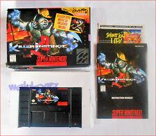SUPER NINTENDO GAME COMPLETE ADULT OWNED - KILLER INSTICT - 1995