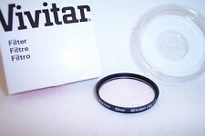 Vivitar 52 mm Skylight (1A) Screw-In Filter with Case/Box Made in Japan (L-17)