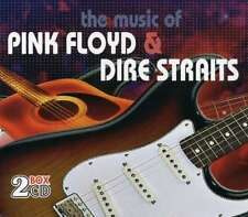 The Music Of Pink Floyd & Dire Stra [2 CD] - Pink Floyd, Dire Straits