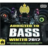 Ministry of Sound - Addicted to Bass Winter 2012 (2 X CD)
