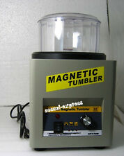 Magnetic Tumbler 18.5cm Jewelry Polisher & Finisher Super Finishing Polishing UK
