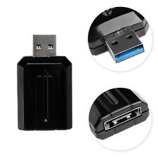 "USB 3.0 to eSATA External SATA 3Gbps Convertor Adapter for 2.5""and 3.5"" HDD  New"