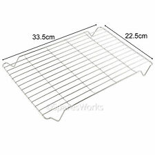 Small Stainless Steel Grill Pan Tray Rack for Rangemaster Oven Cooker