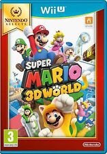 Super Mario 3D World Selects (Wii U)Brand New & Sealed - UK PAL Free UK Delivery
