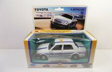 METALLIC TEAM TOYOTA CROWN COMFORT TAXI MINT BOXED 1:36