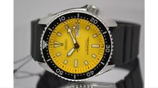 Brand New Seiko SKXA35 Automatic Dive Urethane Strap Watch Men's Watch