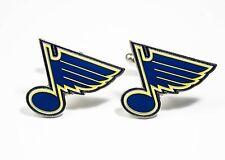 St. Louis Blues Cufflinks NHL Hockey