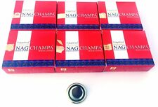 Golden Nag Champa Incense Dhoop Cones Finest Masala  6 Boxes (10 per box)