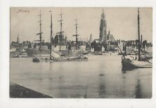 Anvers Belgium Vintage Postcard 848a
