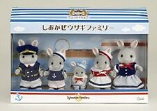 [Yokohama limited] Sylvanian Families Calico Critters Sea breeze rabbit family