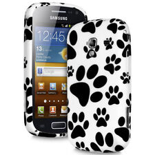 New Silicone Gel Rubber Soft Phone Case Cover For Samsung Galaxy Ace 2 I8160